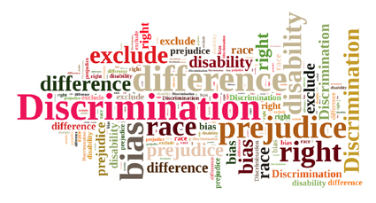 discrimination-word-cloud